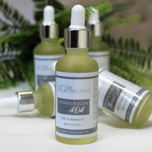Hydrate & Glow Facial Oil